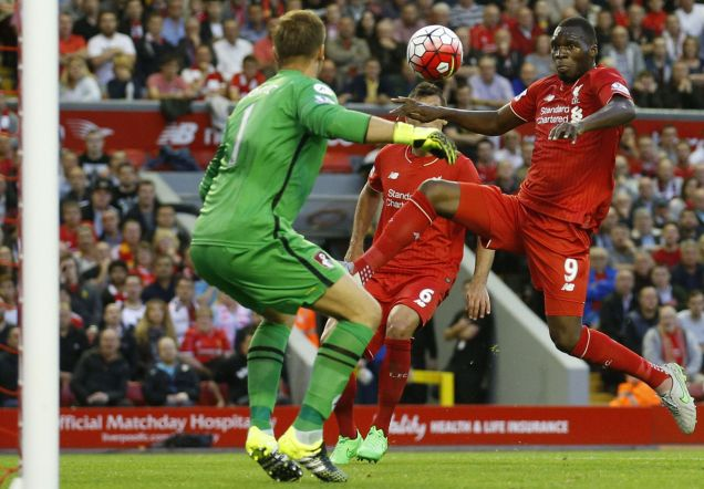 Liga Europa Bordeaux VS Liverpool 18 September 2015