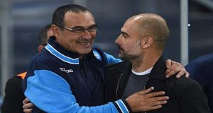 Guardiola melawan Sarri menjelang Community Shield